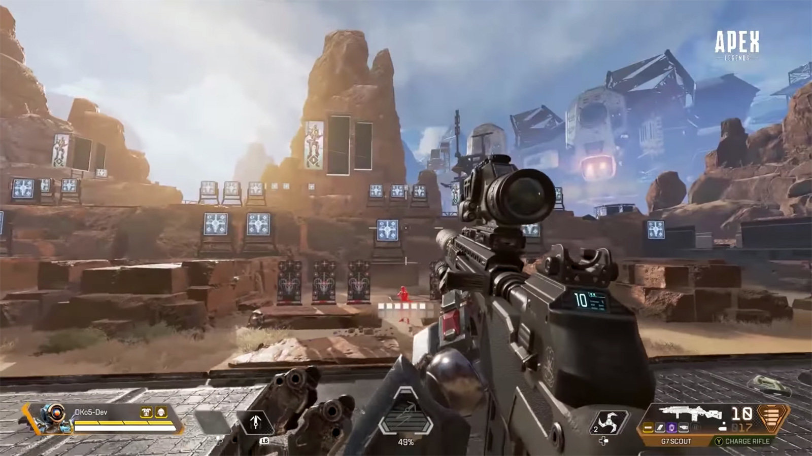 Why Can't I Get Better at Apex Legends - Panic Dots