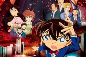 Upcoming Movie: Detective Conan: The Scarlet Bullet
